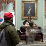 Las fotos de la toma del Capitolio de EUA