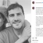 Iker Casillas y Sara Carbonero anuncian su separación
